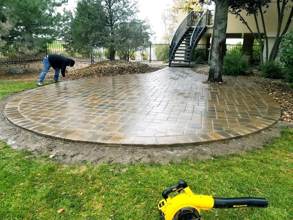 Concrete Pavers Longmont, CO